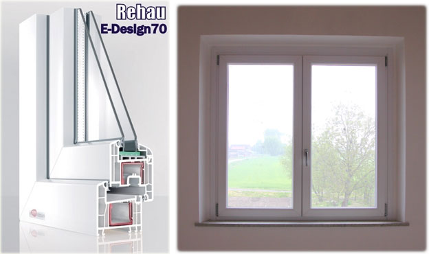 Rehau 70 fenster online konfigurieren onlinepreise support for Fenster 800x800