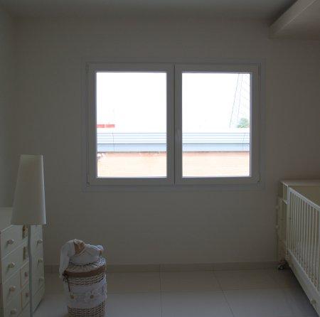 PVC Fenster-Aufmaß-innen-Mauer-Deckleiste